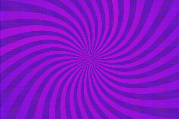 Purple ray hintergrund
