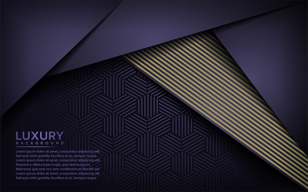 Purpurroter moderner luxushintergrund