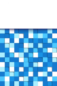 Quadratisches banner