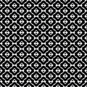 Quadratisches unbedeutendes musterschablonendesign