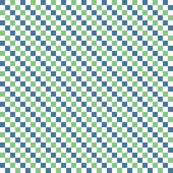 Quadratmuster, geometrischer einfacher hintergrund. elegante und luxuriöse stilillustration