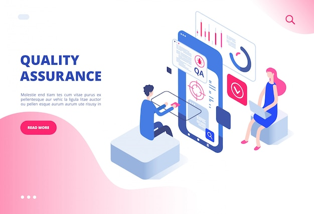 Qualitätssicherung . sicheres ergebnis produktive entscheidungsanalyse inspektionssoftware zur behebung von webseiten zum testen von fehlersystemen