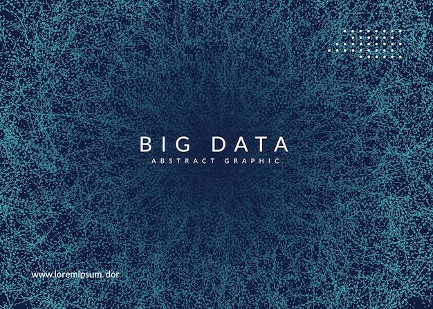 Quanteninnovationscomputer. digitale technologie. künstliche intelligenz, deep learning und big data-konzept. tech-visual für netzwerkvorlage. futuristische quanteninnovationscomputerkulisse.