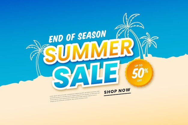 Rabatte zum ende des sommerschlussverkaufs