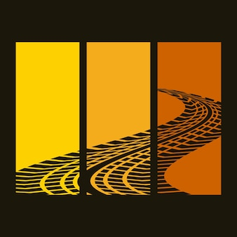 Raddruck-design