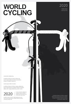 Radfahren poster