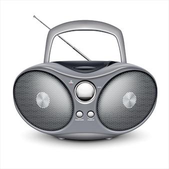 Radio cd-spieler