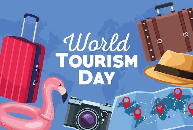 Rahmen des tourismustages