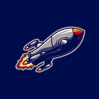 Rakete abbildung