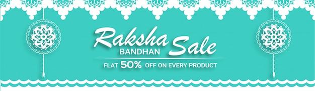 Raksha bandhan-feierkonzept.