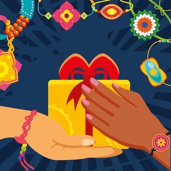 Raksha-bandhan-geschenk