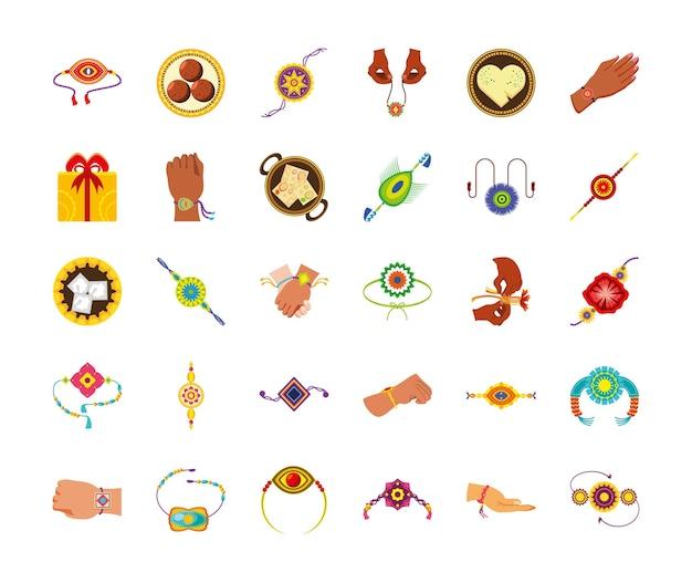 Raksha-bandhan-symbole