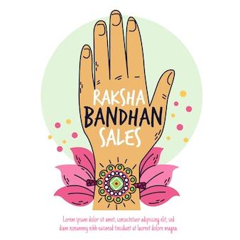 Raksha bandhan ziehen