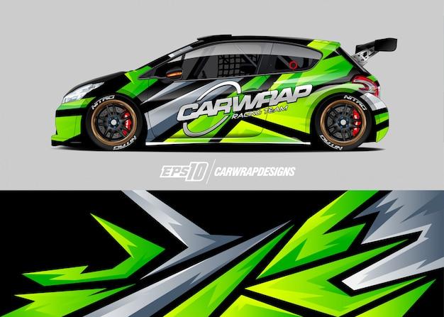 Rallye-car-wrap-designs