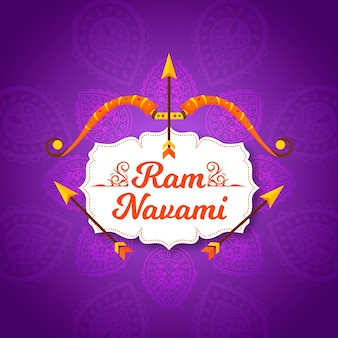 Ram navami event flaches design