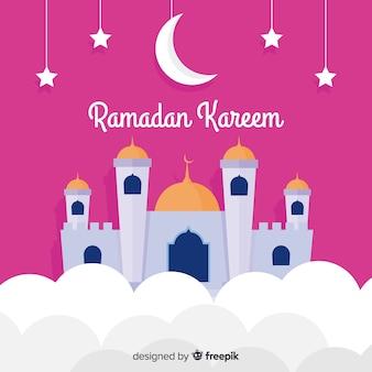 Ramadan-hintergrund