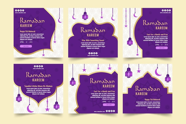 Ramadan instagram beiträge sammlung