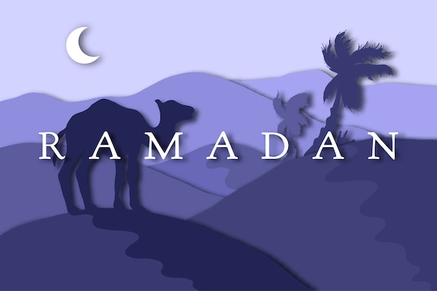 Ramadan kareem grüßt
