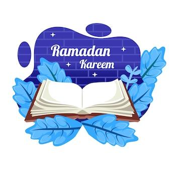 Ramadan kareem illustratrion
