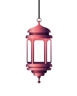 Ramadan kareem laternenhängen