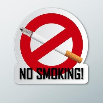 Rauchen verboten.