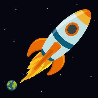 Raumschiff-design.