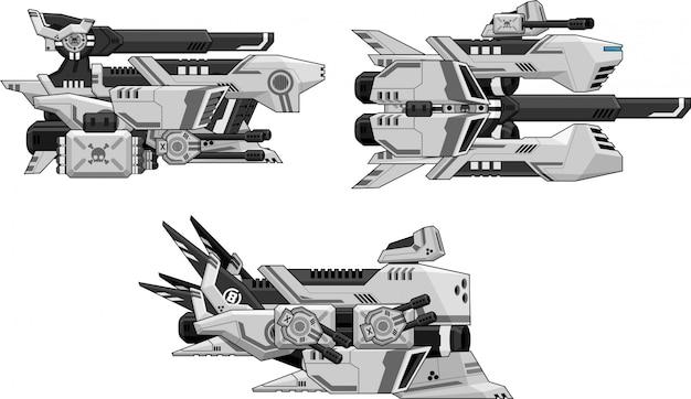 Raumschiff spiel sprites