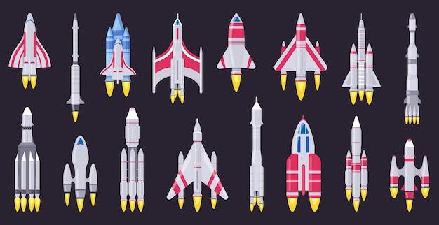 Raumschiffe fahrzeuge