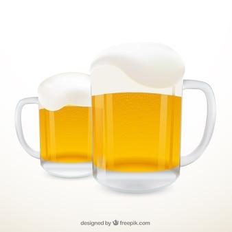 Realistische biere