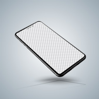 Realistische smartphone-modelle