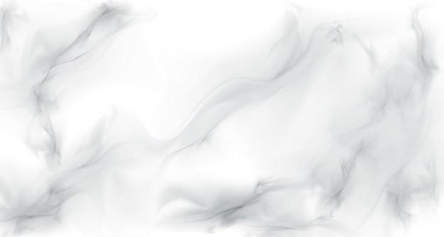 Realistischer beschaffenheitshintergrund des weißen grauen marmors