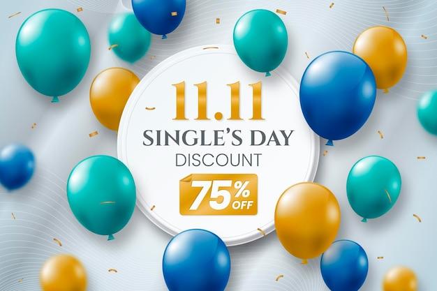 Realistischer hintergrund zum singletag