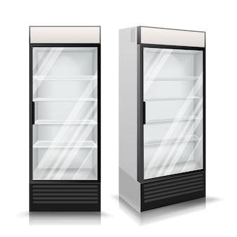Realistischer kühlschrank
