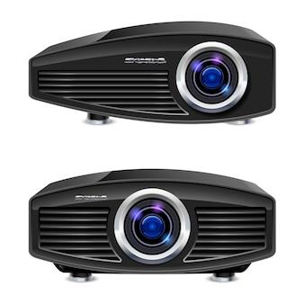 Realistischer multimedia-projektor