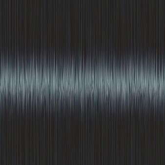 Realistischer schwarzer blauer beschaffenheitshintergrund des geraden haares