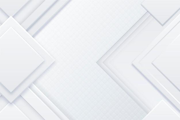 Realistischer weißer monochromer hintergrund