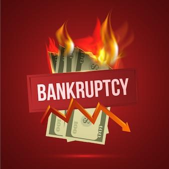 Realistisches insolvenzkonzept