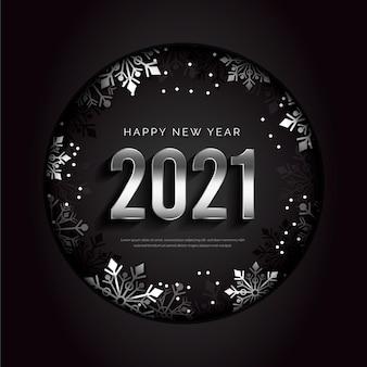 Realistisches neues jahr 2021
