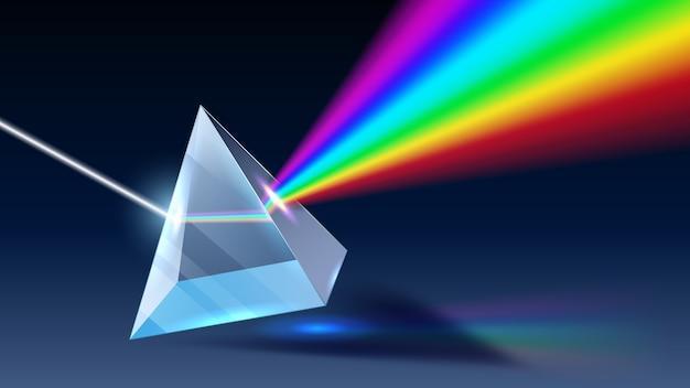 Realistisches prisma
