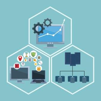 Rechenzentrums-technologie