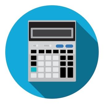 Rechner mathematiker accountant web icon