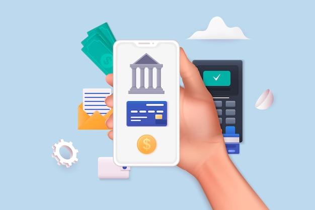 Rechnungen bezahlen und steuern rechnungen kreditkarten und rechner hausfinanzierung und steuern zahlungskonzept
