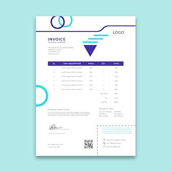 Rechnungsvorlage für marketingagenturen