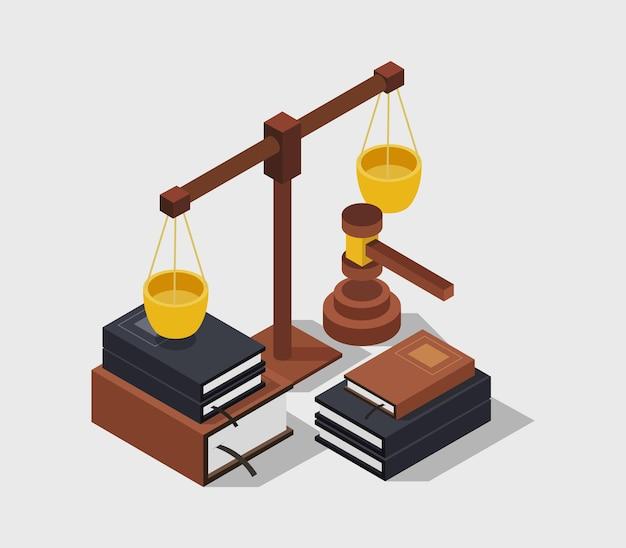 Rechtsgerechtigkeit isometrisch