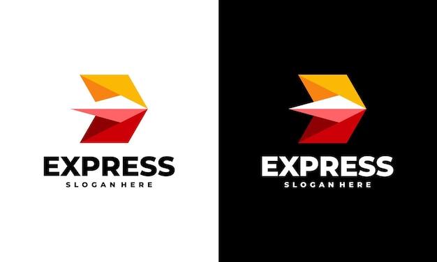 Red hot chili logo entwirft konzeptvektor, spicy pepper logo entwirft vorlage logo