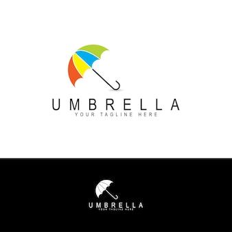 Regenschirm-logo