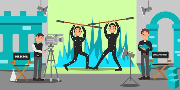 Regisseur, drehbuchautor und schauspieler, die in den bereichen film, unterhaltungsindustrie und filmemachen arbeiten