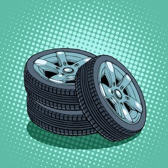 Reifen reserverad