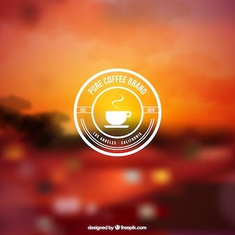 Reine kaffee-marke