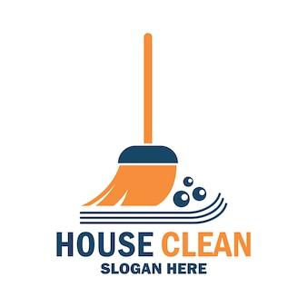 Reinigung logo design